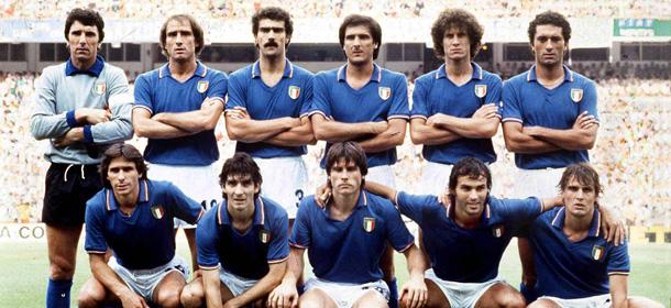 I 22 italiani di Spagna 82 Il Post