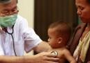 Il virus della malattia misteriosa in Cambogia è stato identificato, forse