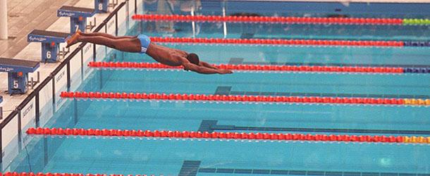 La storia del peggior nuotatore di tutti i tempi il post - Piscina olimpiadi ...