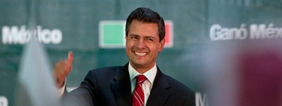 Peña Nieto ha vinto in Messico