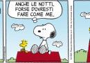 Peanuts 2012 luglio 16