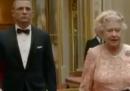 La Regina e 007 (video)