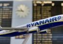 I profitti di Ryanair scendono di un terzo