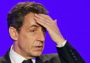 Le perquisizioni contro Sarkozy
