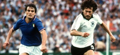 Italia-Germania 3-1, nell'82