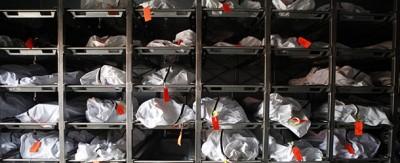Il traffico mondiale dei tessuti umani
