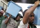 Le elezioni a Timor Est