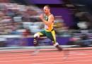 Pistorius in corsa