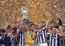 Il primo trofeo della stagione