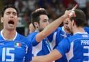 L'Italia ha vinto il bronzo nella pallavolo