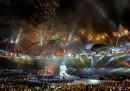Paralimpiadi, cerimonia inaugurale