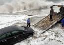 Il tifone Bolaven in Cina