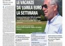 Il governo corregge il Giornale sulle vacanze di Monti