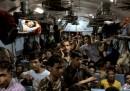 La fuga di massa dal sud dell'India