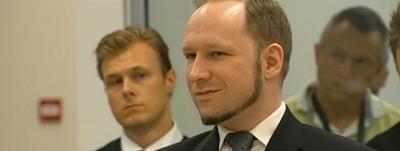 Breivik condannato a 21 anni
