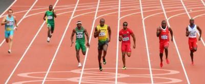 I neri sono più veloci dei bianchi?