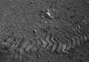 I primi passi di Curiosity su Marte