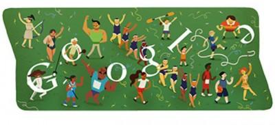 Tutti i doodle delle Olimpiadi