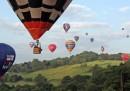 È iniziata la <em>Bristol International Balloon Fiesta</em>