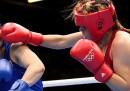 La boxe femminile alle Olimpiadi