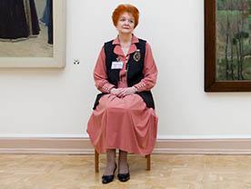 I guardiani dei musei russi