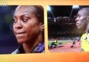 L'intervista sospesa di Usain Bolt