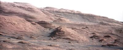Marte, a colori