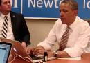 Come twitta Barack Obama