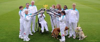 La cerimonia d'apertura delle Paralimpiadi