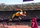 La prima volta di Pistorius alle Olimpiadi