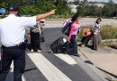Gli sgomberi dei rom in Francia