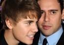 L'uomo dietro Justin Bieber