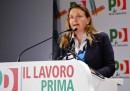 Laura Puppato, terza candidata PD alle primarie