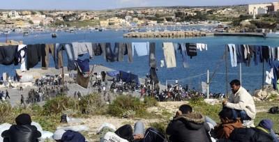 L'Italia abbandona i rifugiati
