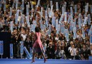 Michelle Obama alla convention Democratica 2012