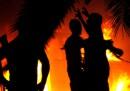 Le proteste contro le milizie islamiche in Libia