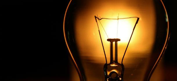 L 39 europa senza lampadine il post for Lampadine incandescenza