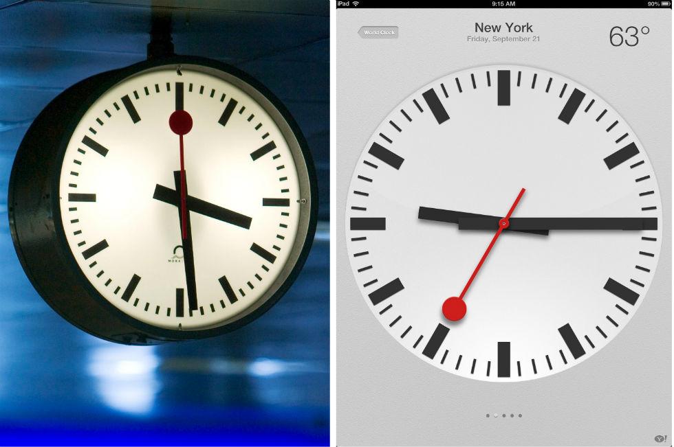 Apple e gli orologi svizzeri il post for Orologi artigianali svizzeri