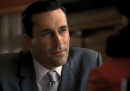 Il cast di Mad Men canta Never Gonna Give You Up