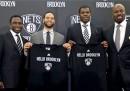 Il primo anno dei Brooklyn Nets