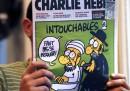 Charlie Hebdo e le nuove vignette su Maometto