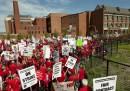 Lo sciopero di Chicago continua
