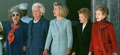 Un secolo di first ladies