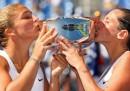 Errani e Vinci hanno vinto gli US Open