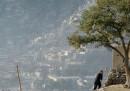 Dalle colline di Kabul