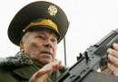 Il Kalashnikov in crisi