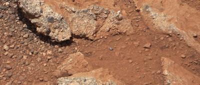 Curiosity e l'acqua su Marte
