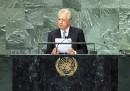 Il discorso di Monti all'ONU