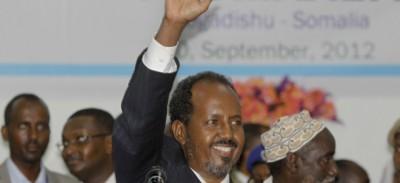 Il nuovo presidente della Somalia