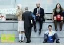 Occupy Wall Street, le foto di lunedì